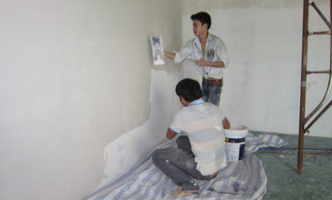 Chống thấm tường tại Đà Nẵng