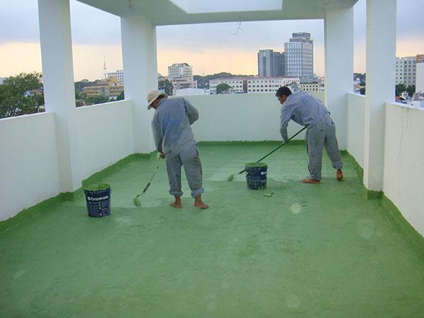 Chống thấm khi xây dựng ngôi nhà là việc làm cần thiết