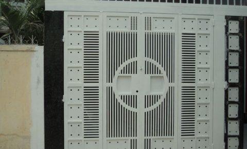 Dịch vụ sơn sửa cửa sắt tại Đà Nẵng