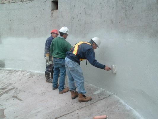 Giải pháp chống thấm tường tại Đà Nẵng