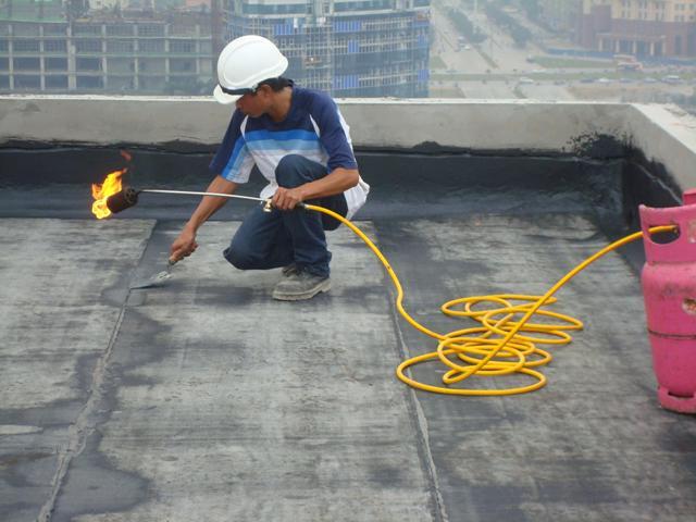 Việc chống thấm cho các công trình xây dựng đã được đặt lên hàng đầu