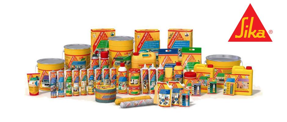 Sika là thương hiệu sản phẩm chống thấm được nhiều người tại Việt Nam tin dùng